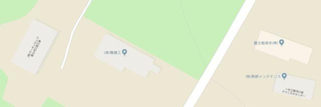富士桜命水 工場