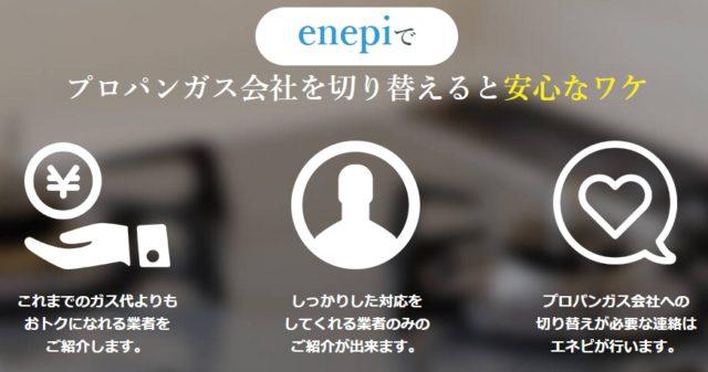 エネピ enepi 特徴