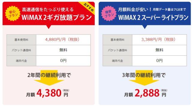 DriveWiMAX2 特徴
