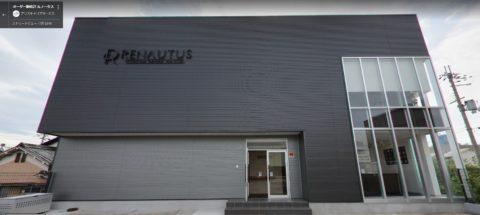 ルノータス 玄関