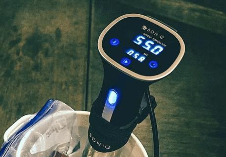 低温調理器BONIQ 特徴