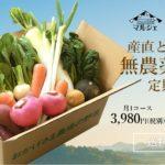 タウンライフマルシェ産直無農薬野菜定期便の有機野菜通販の評判は?