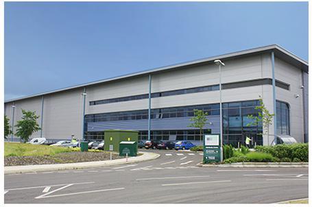 イギリス ペットフード専門工場
