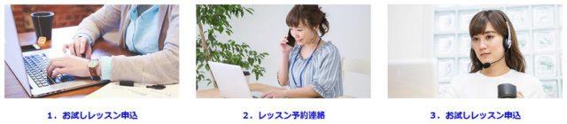 AQUES オンライン マンツーマン 英会話スクール お試しレッスン