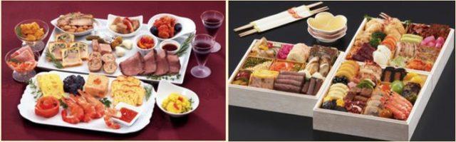 お集まり食品 みんなのお祝いグルメ 特選おせち料理 店舗