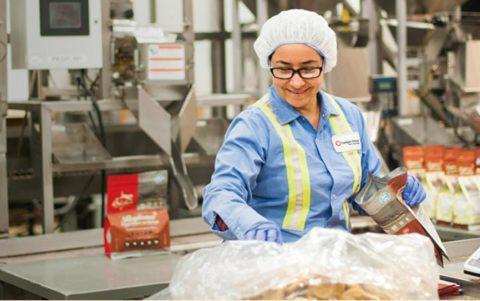 カナダ 食材 製造