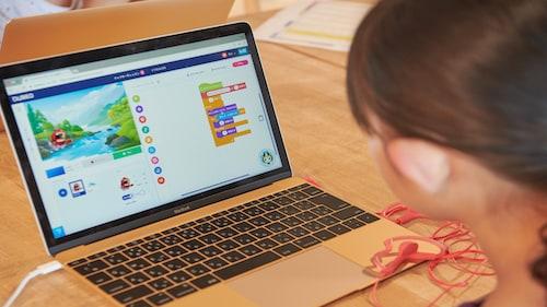 テックキッズオンラインコーチング Tech Kids Online Coaching 特徴