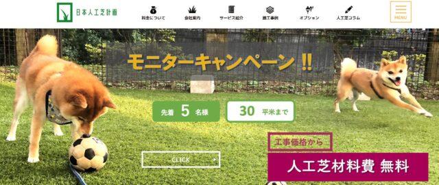 日本人工芝計画