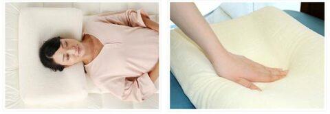 高反発ウレタン枕