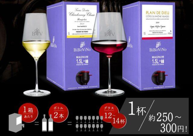 BiBoViNo ワイン 特徴