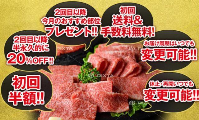 焼肉正剛 おうち焼肉セット 定期購入
