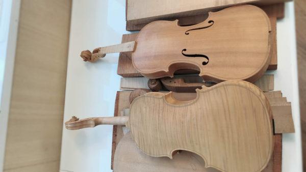 Jin工房 バイオリン 特徴