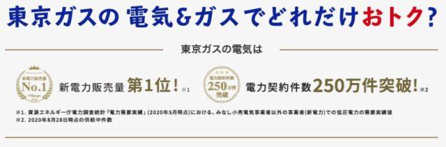 東京ガス 電気 基本プラン